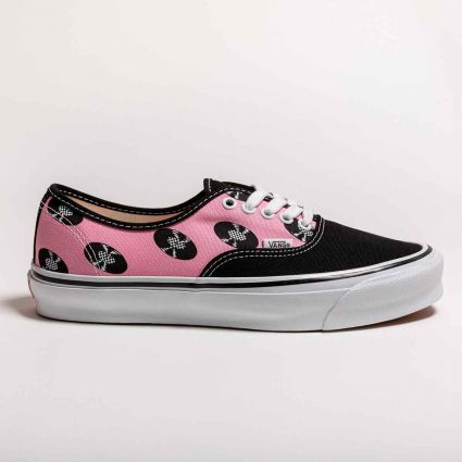 Vans Vault UA OG Authentic LX x Wacko Maria Pink/Records VN0A4BV95941