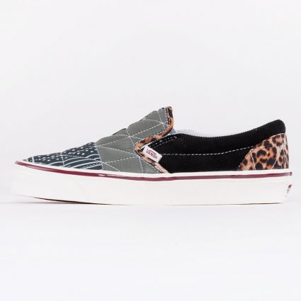 Vans Anaheim Factory Quilted UA Classic Slip-On 98 DX PW Quilted Mix1