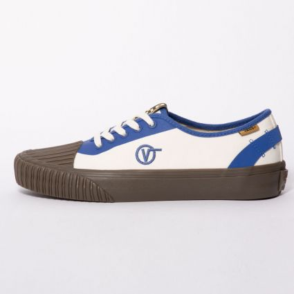 Vans Vault UA TH Authentic One Piece LX Taka Hayashi (Canvas) Natural/True Blue VN0A45K8TX31