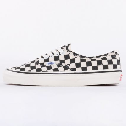 Vans UA Authentic 44 DX Anaheim Factory Black/Checker1