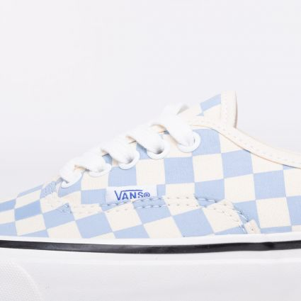 Vans UA Authentic 44 DX Anaheim Factory Light Blue/Checker