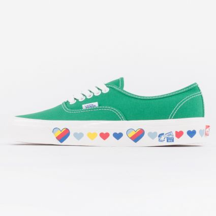 Vans UA Authentic 44 DX Anaheim Factory OG Emerald/Scene BG1