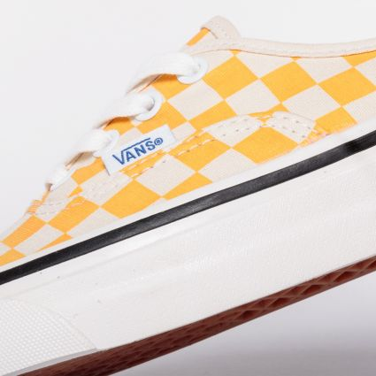 Vans UA Authentic 44 DX Anaheim Factory OG Yellow/OG Checker