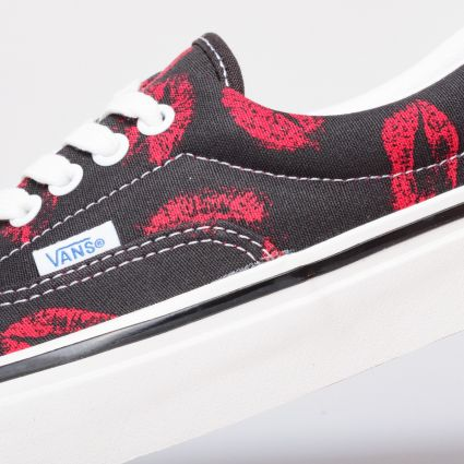 Vans UA Era 95 DX Anaheim Factory Black/Hot Lips