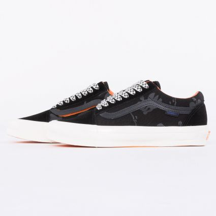 Vans x Porter UA OG Old Skool LX Black1