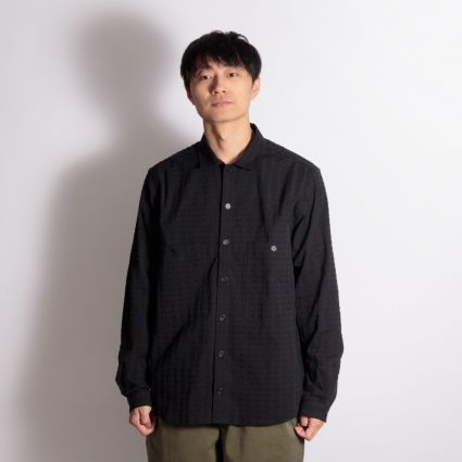 YMC Doc Savage Shirt Black