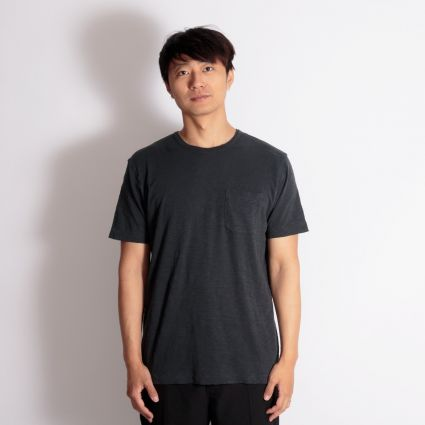 YMC Wild Ones Pocket T-Shirt Black