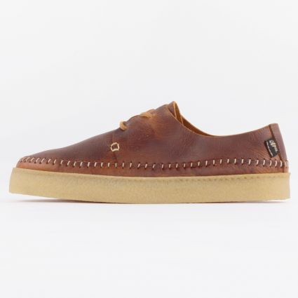 Yogi Hitch Leather Low Chestnut Brown