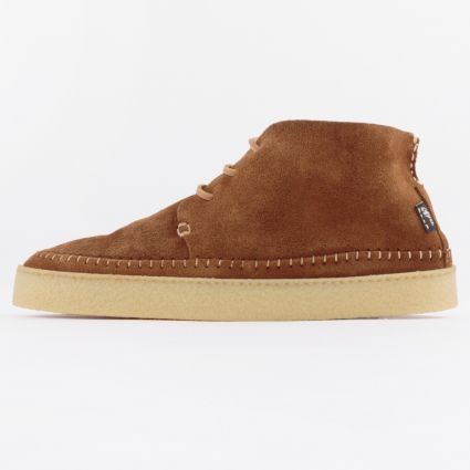 Yogi Hitch Suede Boot Cola Brown