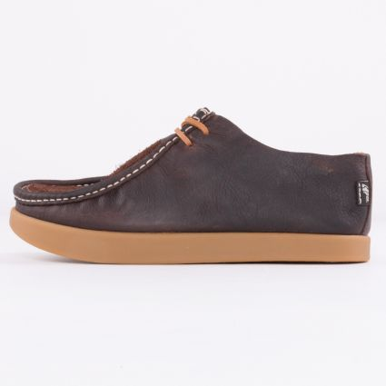 Yogi Willard Reverse Vamp Dark Brown1