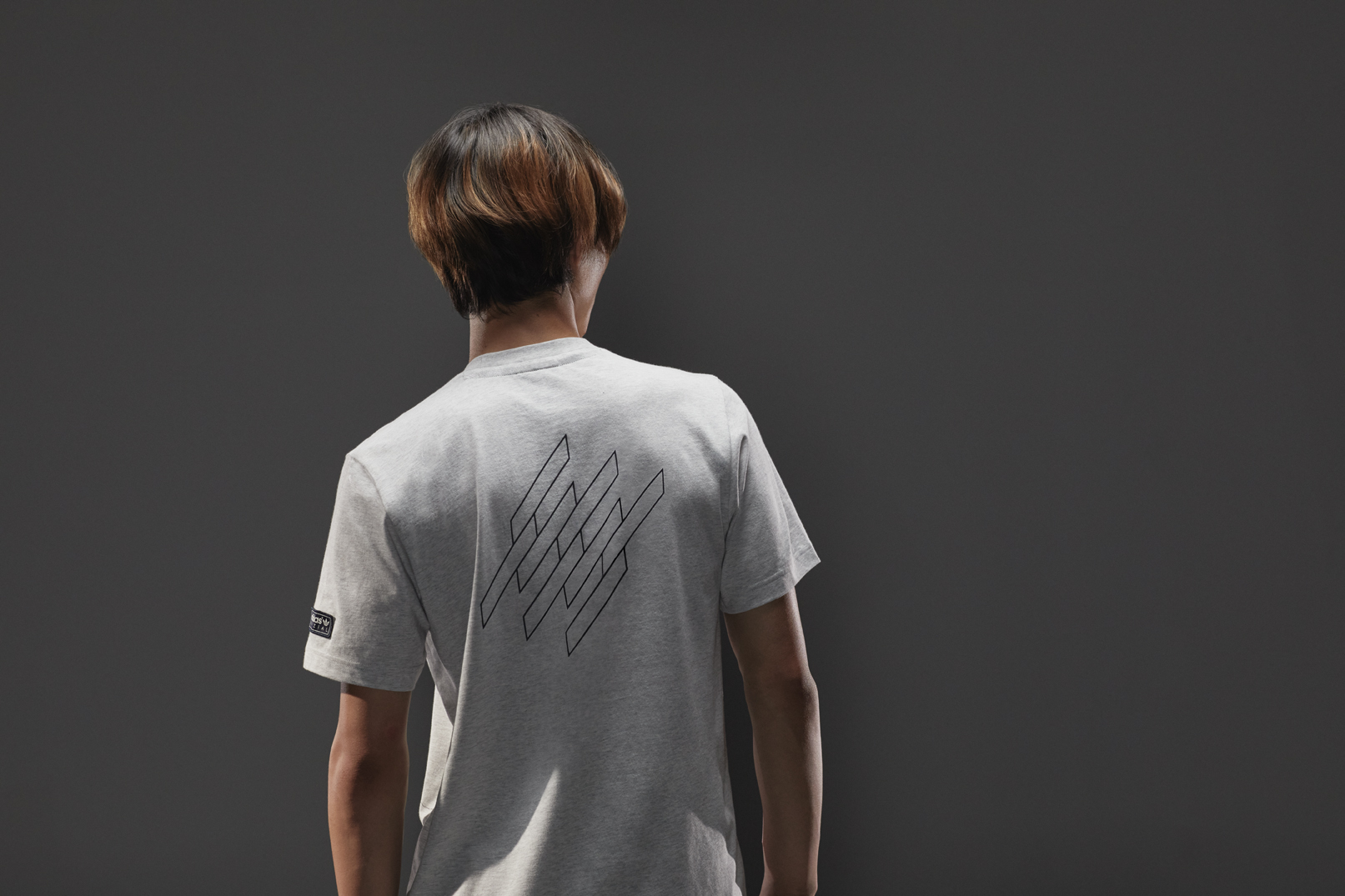 adidas spezial new order t-shirt