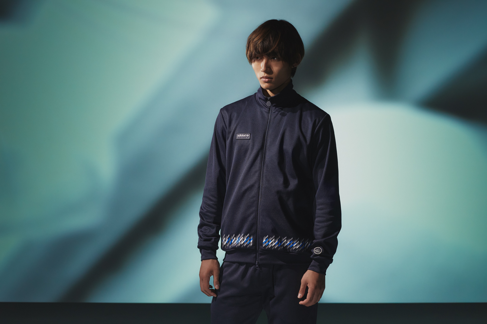 adidas spezial chapter 2 new order track top