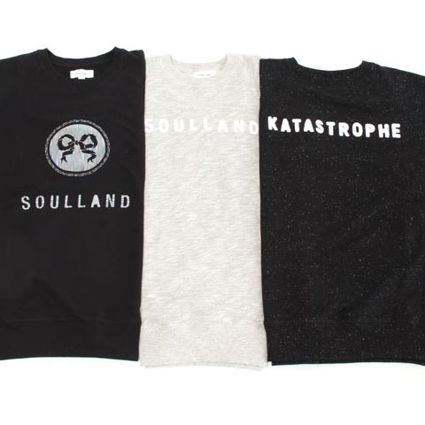 New Arrival: Soulland Spring/Summer 2014 'Katastrophe' Collection