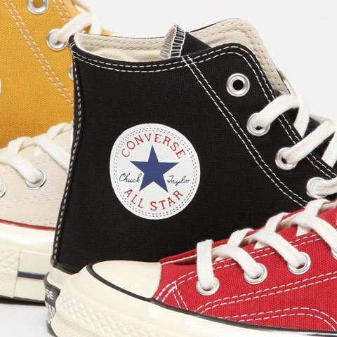 Converse 70's Chuck Taylor - Release - Midnight (GMT) Thursday 27/02/2014