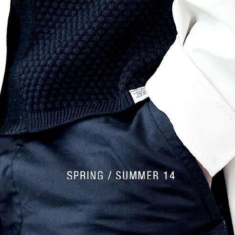 New: Norse Projects S/S 2014 Collection - Part 1