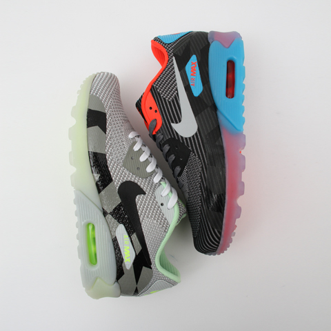 Nike Air Max 90 'Ice' Pack 2015 - Releasing 21/03/2015 at 00:01 AM (GMT)