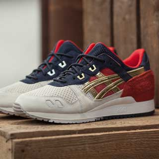 Asics x Concepts Gel-Lyte III 25th Anniversary - Releasing 02/05/15 - INSTORE ONLY