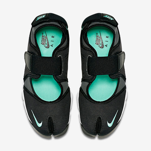 Nike Air Rift Black/Menta/Anthracite/Black 308662-025 - 11/06/15