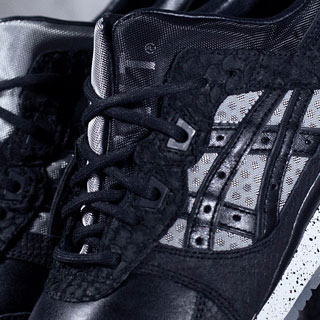 Asics x BAIT Gel-Lyte III 'Nightmare' 25th Anniversary - Releasing INSTORE ONLY 09:30 (BST) 26/09/15