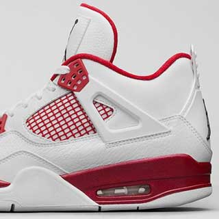 Nike Air Jordan IV 'Alternate 89' 304897-106 - Releasing ONLINE 02/01/16 08:00 (GMT)