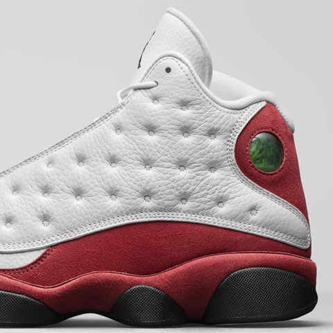 Nike Air Jordan 13 Retro White/Black-True Red 414571-122 - Releasing 18/02/17