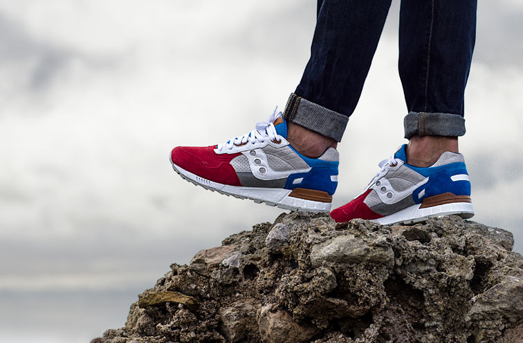 Saucony x Sneakers76 10th Anniversary