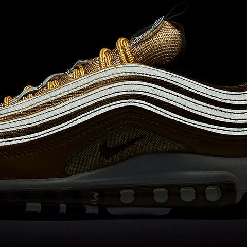 Nike Air Max 97 'Metallic Gold' - Releasing 08:00 (BST) 18/05/17