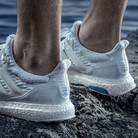 Adidas x Parley ultraBOOST 3.0 'Bleached Coral' CP9685 - Releasing 00:01 (BST) 28/06/17