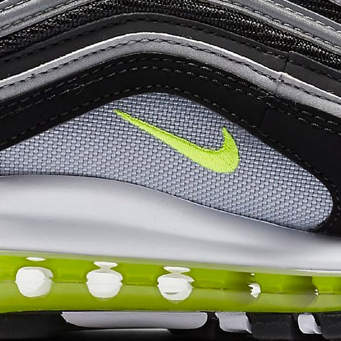 Nike Air Max 97 Black/Volt  921824-004 - Releasing 08:00 (BST) 28/10/17