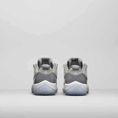 Nike Air Jordan XI Low 'Cool Grey' 528895-003 - Releasing 08:00 (BST) 28/04/18