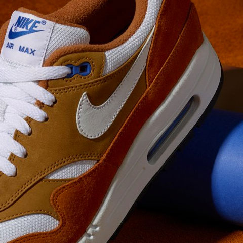 Nike Air Max 1 Premium Retro 'Curry' 908366-700 - Releasing 08:00 (BST) 10/05/18