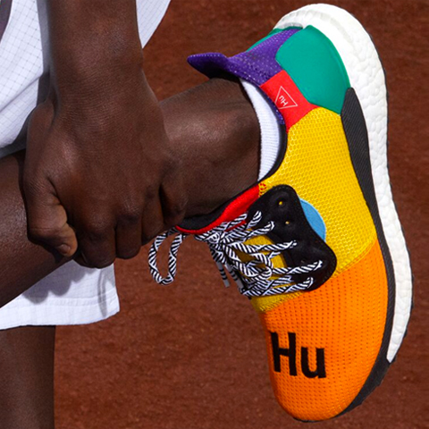 Adidas x Pharrell Williams SOLARHU - Releasing 25/09/18
