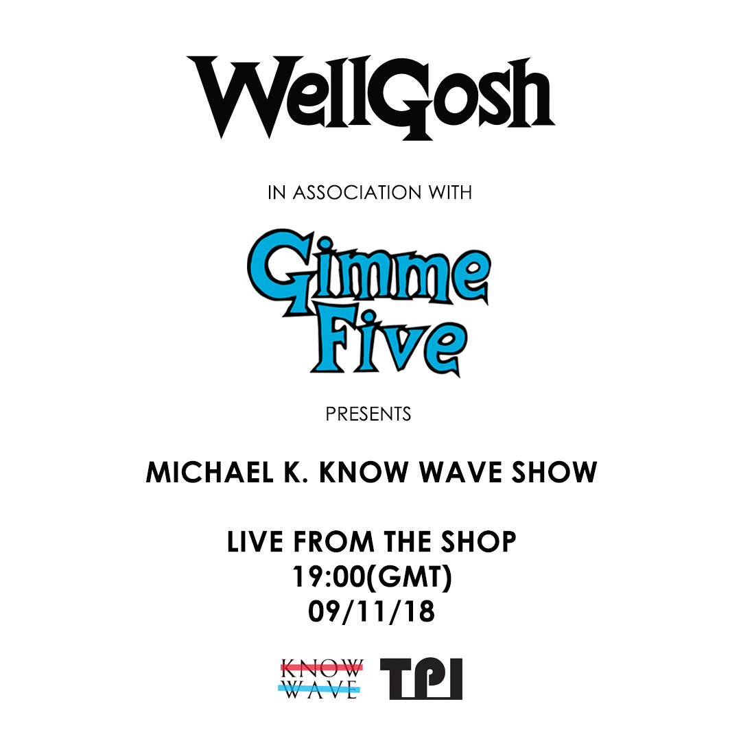 Wellgosh x Gimme Five