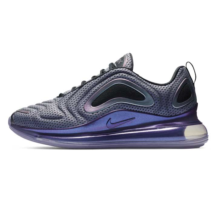 Nike Air Max 720 Metallic Silver/Black AO2924-001 - Releasing 08:00 (GMT) 01/02/19
