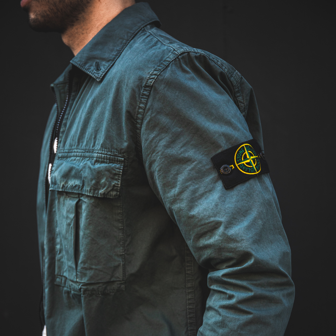 Staff Fit from Stone Island, Human Made & Nike