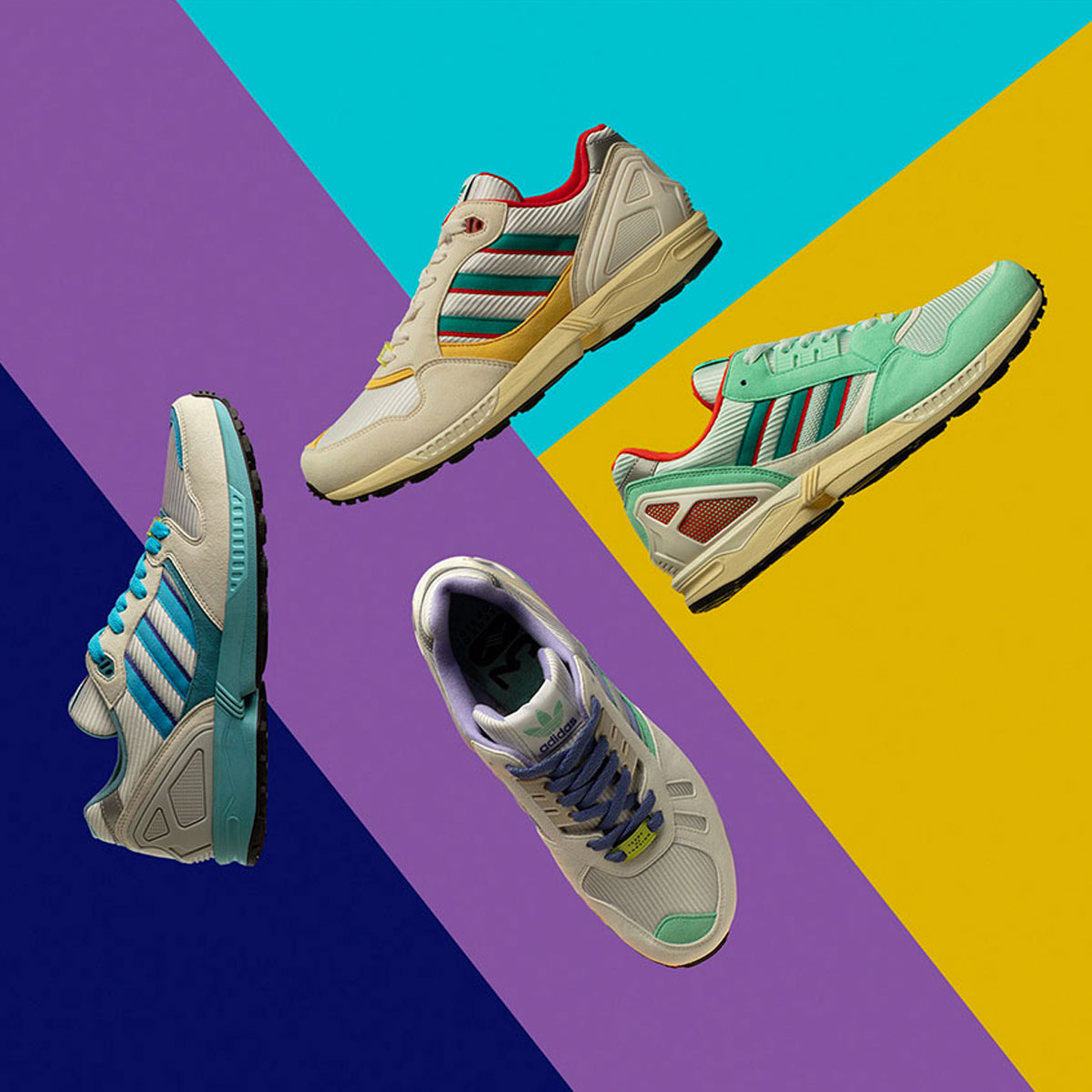 adidas OG ZX Series '30 Years of Torsion'