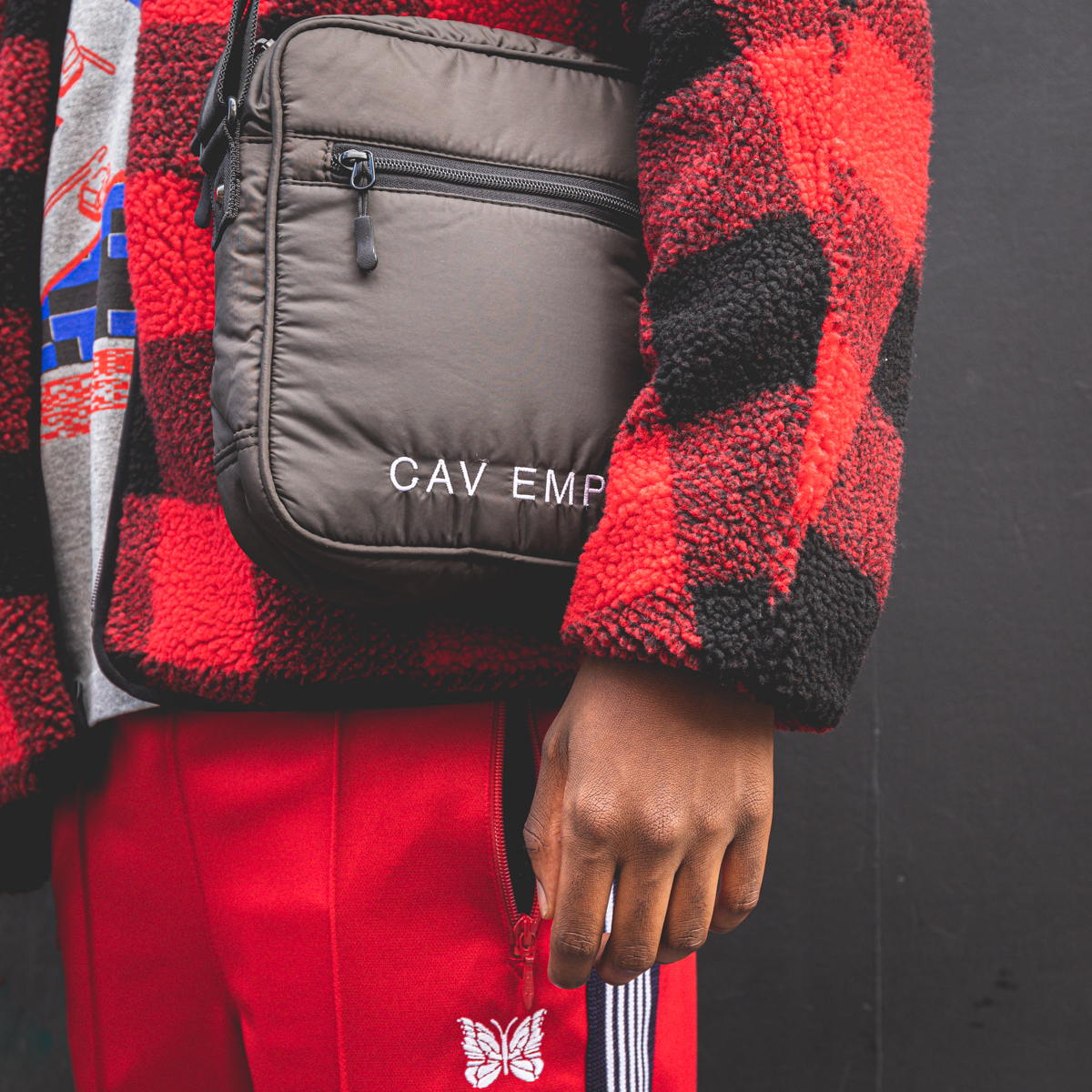 Staff Fit including Cav Empt, Needles and Billionaire Boys Club