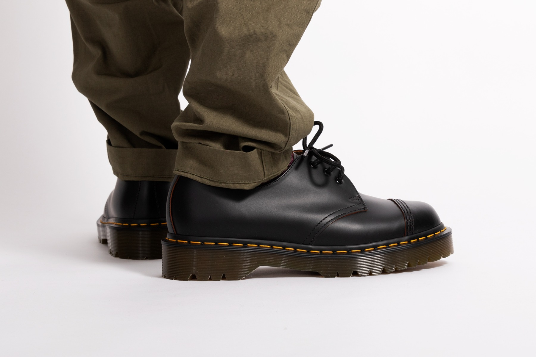 dr martens 1461 bex toe made in england shoe