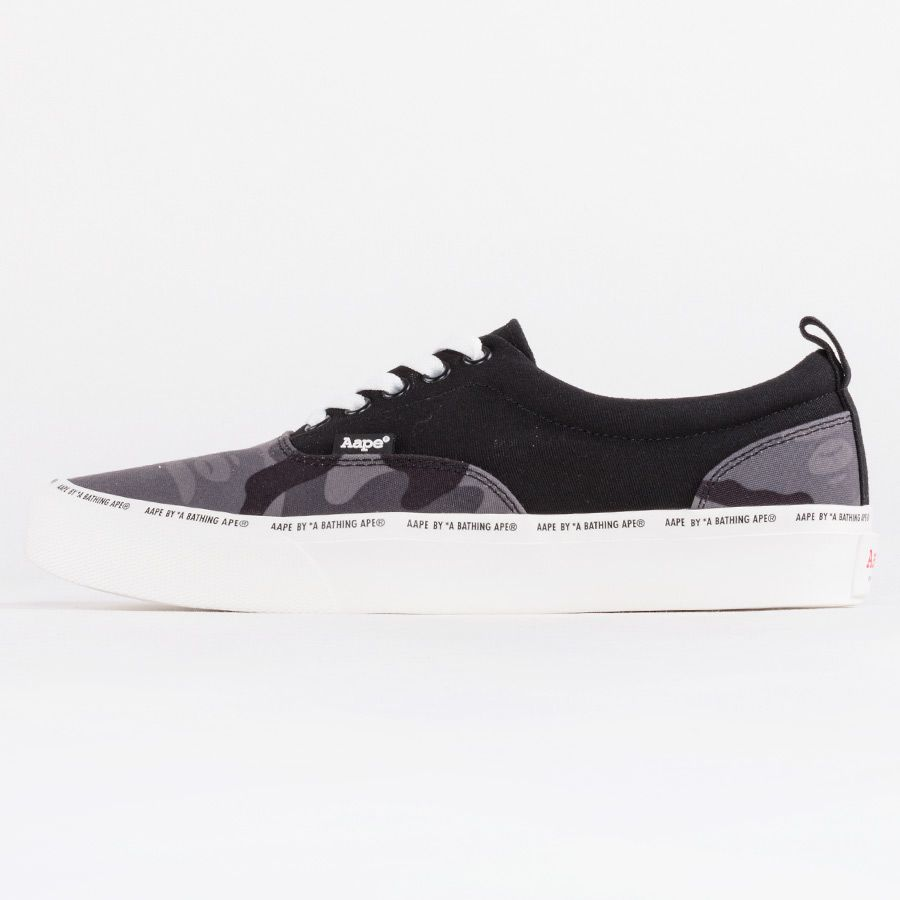 AAPE by A Bathing Ape Laced Trainers