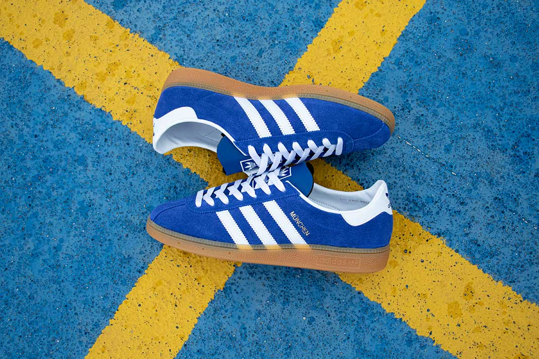 adidas Originals Munchen city series