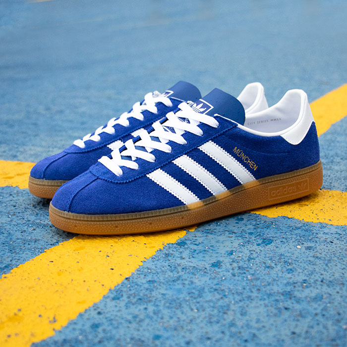 adidas Originals Munchen available at wellgosh