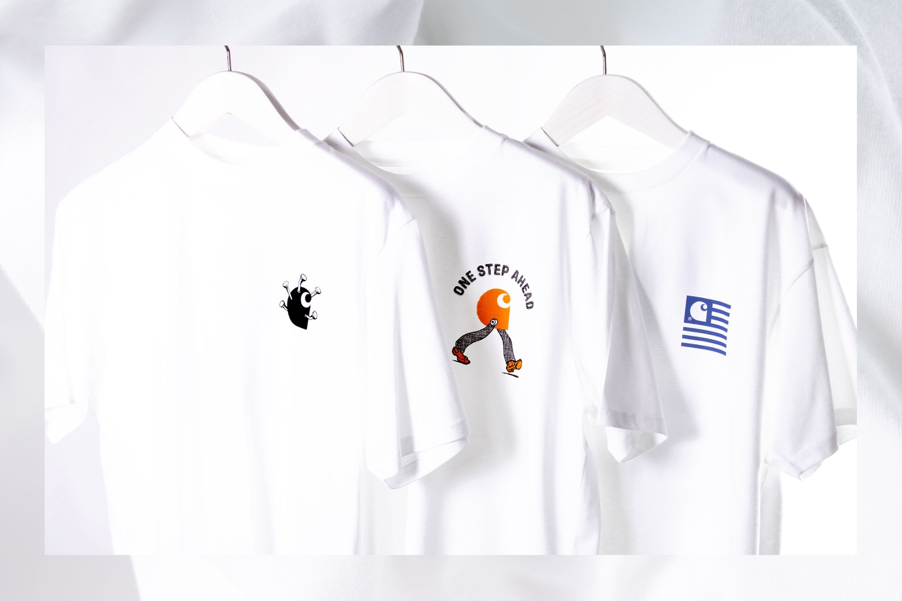 carhartt wip AW20 graphic t-shirts
