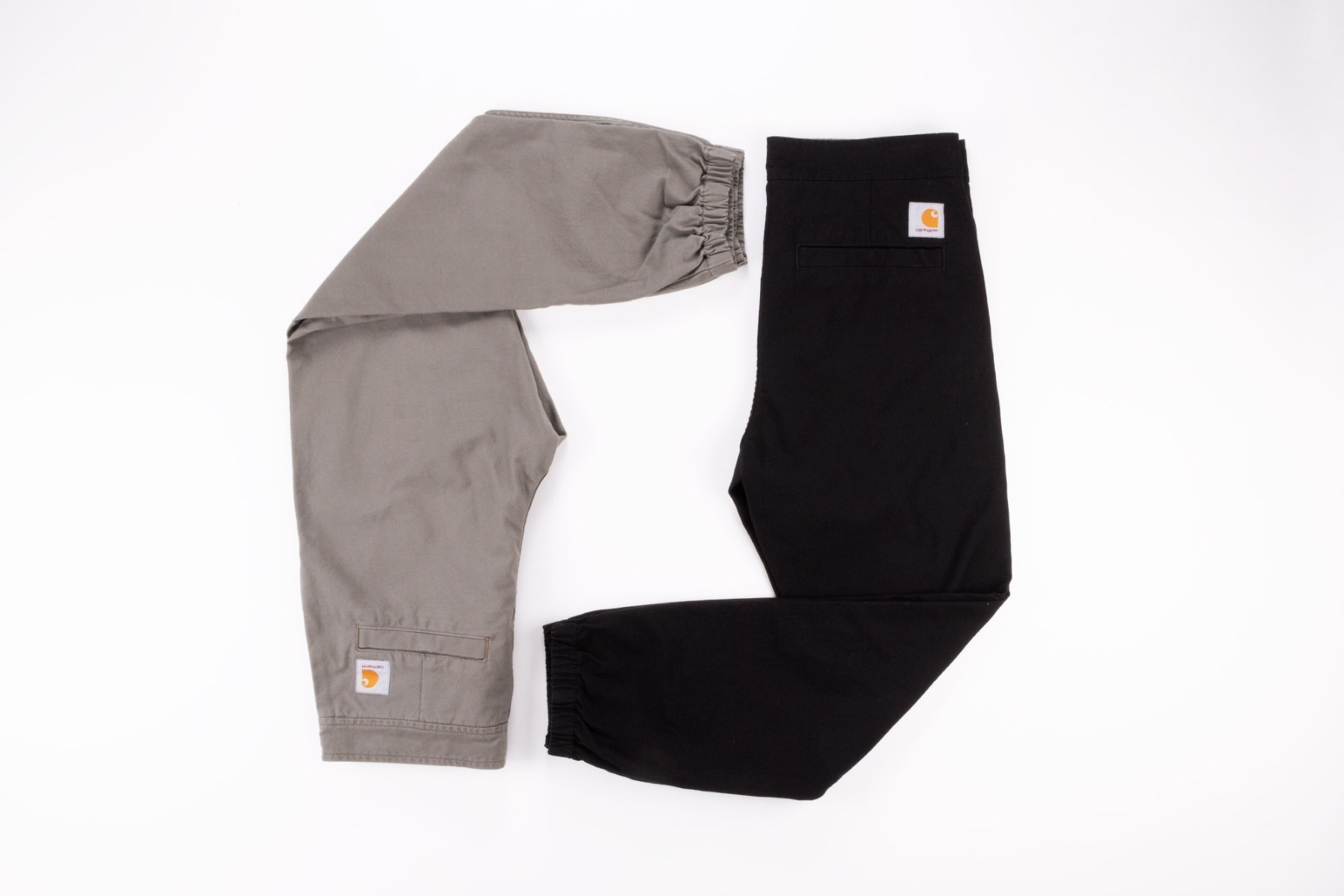 carhartt wip twill marshall joggers cuffed chinos available at wellgosh