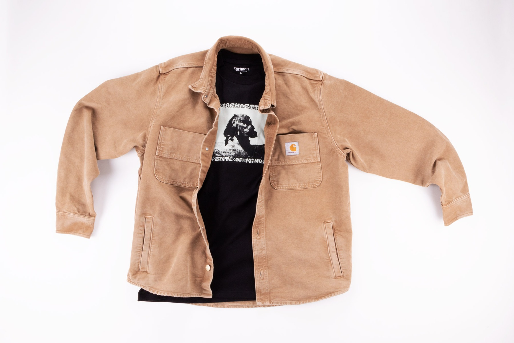 new carhartt WIP sphinx t-shirt available at wellgosh