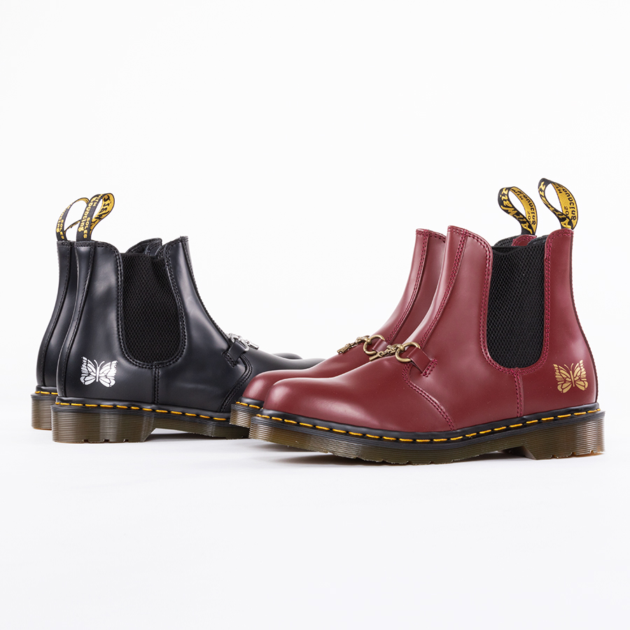 WOLLASTON MEETS THE WEST COAST | Dr Martens x Needles