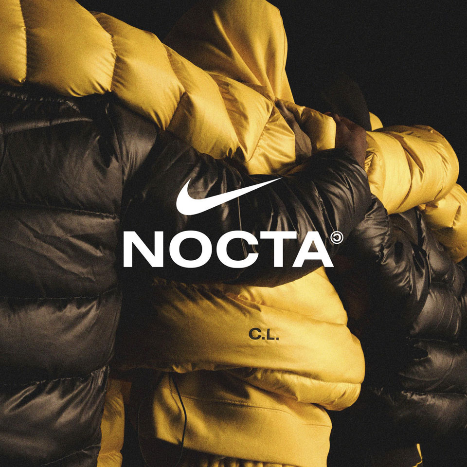 NOCTA nike x drake holiday 20 collection available at wellgosh